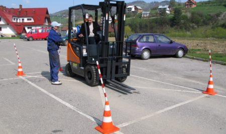 Kurs Obsługi Wózków Jezdniowych