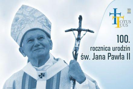 100-lecie urodzin Karola Wojtyły